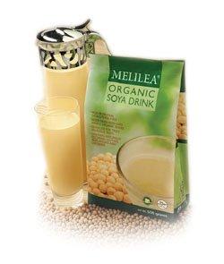 susu soya/kedelai organik