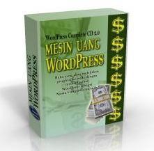 bisnis internet menggunakan blog wordpress